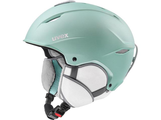 UVEX Primo Casco, mint mat